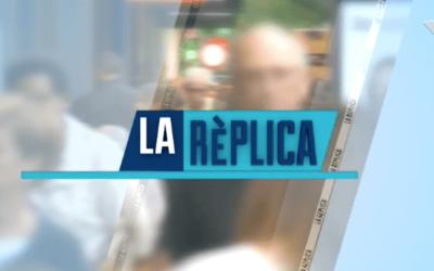Televisió, La Rèplica: Tertúlia amb Gemma Rial