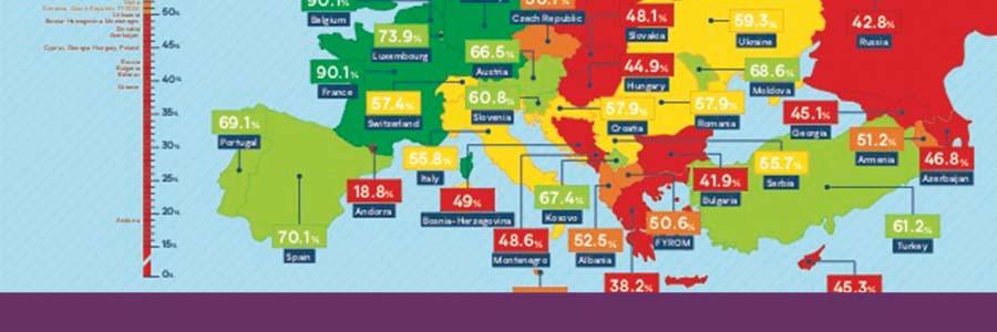Andorra, a la cua dels països europeus en accés a la contracepció moderna