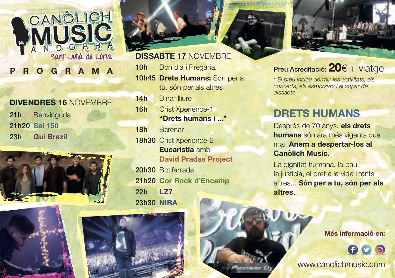 Canolich Festival 2