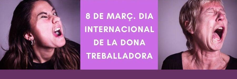 #trenquemlo, la campanya d'AFdA pel 8 Març 2020